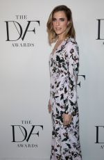 ALLISON WILLIAMS at 10th Annual DVF Awards in New York 04/11/2019