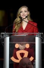 AMANDA SEYFRIED at Best Friends Animal Society Benefit To Save Them All in New York 04/02/2019