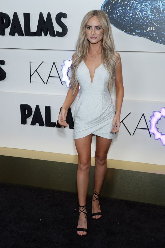 AMANDA STANTON at Kaos Grand Opening in Las Vegas 04/05/2019