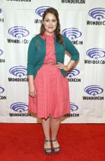 AMBER NASH at Archer Press Line at WonderCon 2019 in Anaheim 03/31/2019