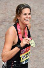 AMELIE MAURESMO at 39th London Marathon 04/28/2019