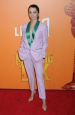 AMRITA ACHARIA at Missing Link Premiere in New York 04/07/2019