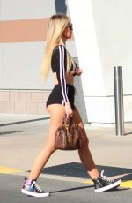 ANA BRAGA Out Shopping in Los Angeles 03/31/2019