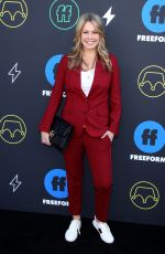 ANDREA ROTH at Freeform Summit in Los Angeles 03/27/2019