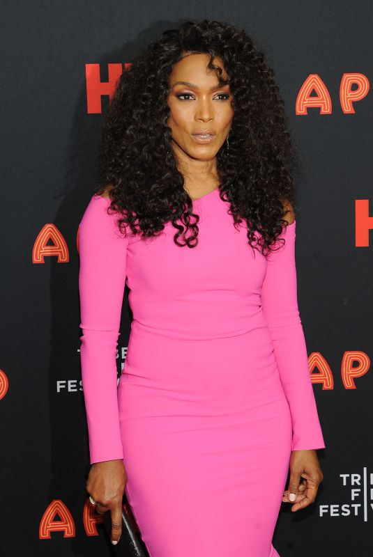 ANGELA BASSETT at The Apollo Premiere at Tribeca Film Festival Opening Night in New York 04/24/2019
