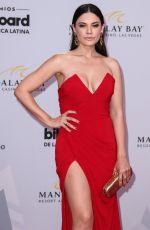 ANGELICA CELAYA at 2019 Billboard Latin Music Awards Press Room in Las Vegas 04/25/2019