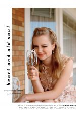 ANGOURIE RICE in Instyle Magazine, Australia May 2019
