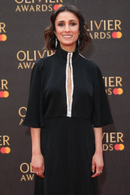 ANITA RANI at 2019 Laurence Olivier Awards in London 04/07/2019