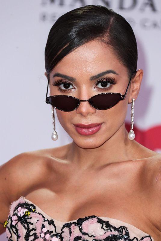 ANITTA at 2019 Billboard Latin Music Awards Press Room in Las Vegas 04/25/2019