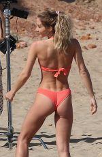 ANN KATHRIN BROMMEL in Bikinis at a Photoshoot in Ibiza 04/08/2019