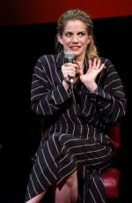 ANNA CHLUMSKY at Veep Sag-aftra Foundation Conversations in New York 04/01/2019