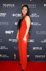 ANNA LAMBE at 2019 Canadian Screen Awards Gala 03/31/2019