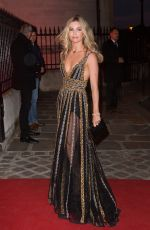 ANNABELLE WALLIS Leaves Clash De Cartier Launch Photocall in Paris 04/10/2019