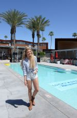 ANNALYNNE MCCORD at Lucky Brand & Rolling Stone Live Present Desert Jam in Palm SPrings 04/13/2019