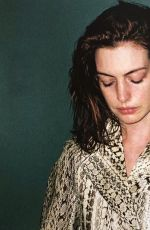 ANNE HATHAWAY for Marfa Journal - Marfamily, April 2019