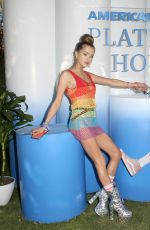 ANNE WINTERS at American Express Platinum House in Palm Springs 04/13/2019