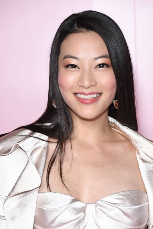 ARDEN CHO at Patrick Ta's Beauty Collection Launch in Los Angeles 04/04/2019