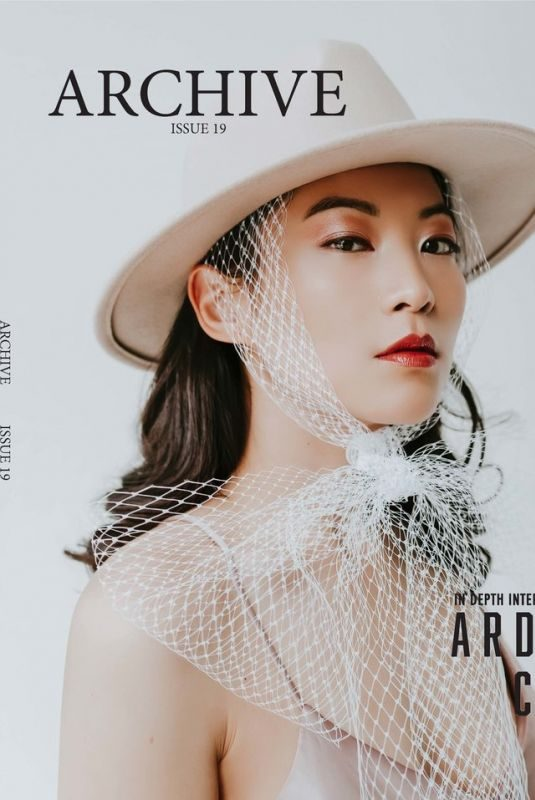 ARDEN CHOfor Archive the Mag, Issue 19