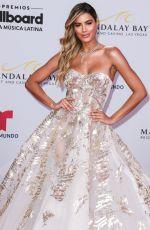 ARIADNA GUTIERREZ at 2019 Billboard Latin Music Awards Press Room in Las Vegas 04/25/2019