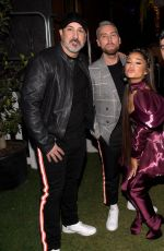 ARIANA GRANDE Arrives at Her Performance at 2019 Coachella Valley Festival 04/14/2019