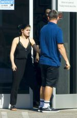 ARIEL WINTER Leaves Gray Studios in Studio City 04/02/2019