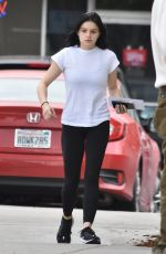 ARIEL WINTER Out and About in Studio City 04/16/2019