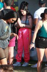 ARIEL WINTER Out at Coachella Music Festival in Indio 04/14/2019