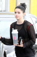 ARIEL WINTER Out in Los Angeles 04/11/2019