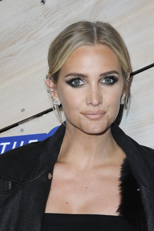 ASHLEE SIMPSON at Freshness by Febreze Album Party in Los Angeles 04/03/2019