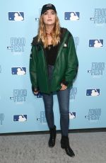 ASHLEY BENSON at 2019 MLB Foodfest Special VIP Preview Night in Los Angeles 04/25/2019