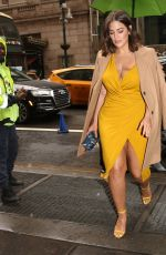 ASHLEY GRAHAM Out and About in New York 04/05/2019