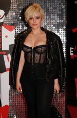 BEBE REXHA Arrives at Crazy Horse in Paris 04/11/2019