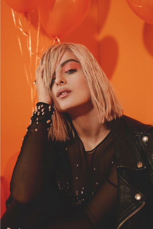 BEBE REXHA in Marie Claire Magazine, UK May 2019