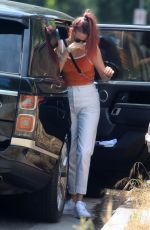BEHATI PRINSLOO Out in Beverly Hills 04/14/2019