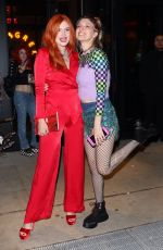 BELLA and DANI THORNE at Moxy Chelsea Grand Opening in New York 04/09/2019