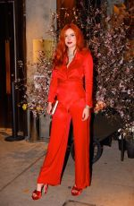 BELLA and DANI THORNE Night Out in New York 04/09/2019