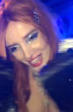 BELLA THORNE at Coachella - Instagram Pictures and Video 04/14/2019