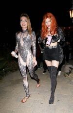 BELLA THORNE at Flaunt Party at Coachella 04/13/2019