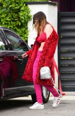 BELLA THORNE Out and About in Los Angeles 04/20/2019