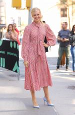 BETH BEHRS Arrives at Build Series in New York 04/17/2019