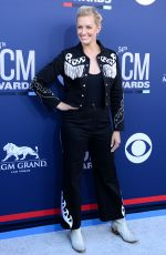 BETH BEHRS at 2019 Academy of Country Music Awards in Las Vegas 04/07/2019