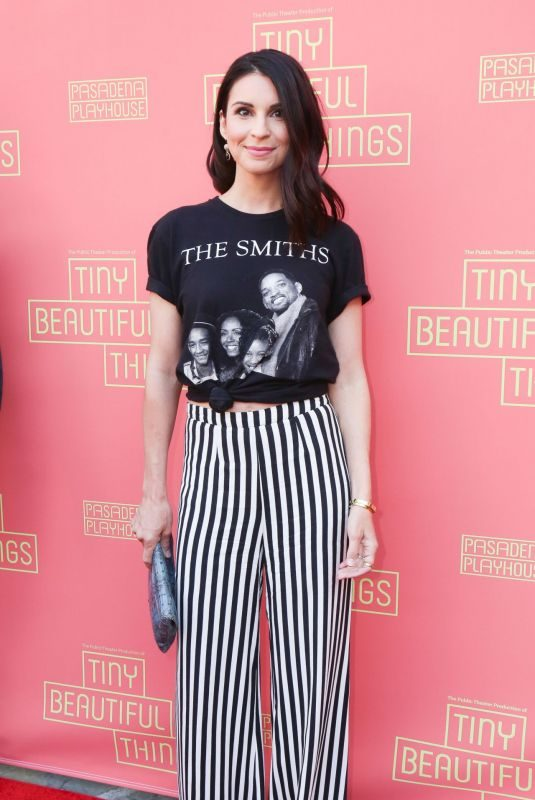 BETH DOVER at Tiny Beautiful Things Opening Night in Los Angeles 04/14/2019