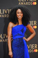 BEVERLEY KNIGHT at 2019 Laurence Olivier Awards in London 04/07/2019