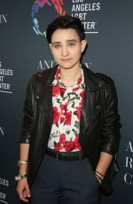 BEX TAYLOR-KLAUS at LA LGBT Center