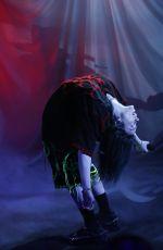 BILLIE EILISH Performs at Jimmy Kimmel Live 03/28/2019