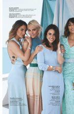 BLANCA SUAREZ, BELEN CUESTA, MACARENA GARCIA and AMAIA SALAMANCA in Instyle Magazine, Spain May 2019