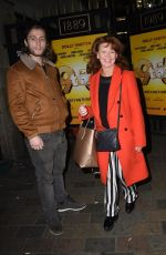 BONNIE LANGFORD at 9 to 5 Theater Production in London 04/17/2019