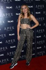 BRANDI CYRUS at Apex Social Club at Palms Casino Resort in Las Vegas 30/03/2019