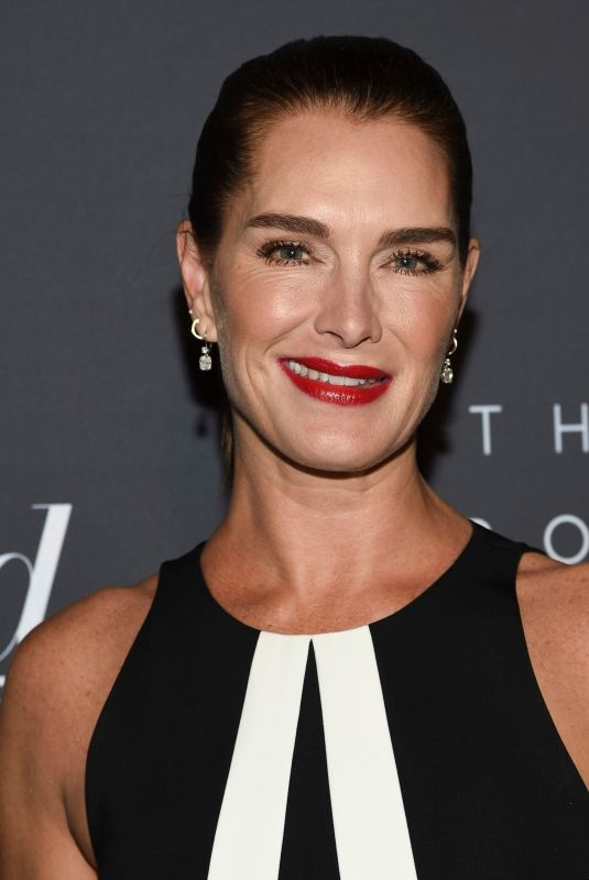 BROOKE SHIELDS at Hollywood Reporter