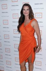 BROOKE SHIELDS at Tribeca Ball in New York 04/08/2019